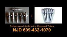 2006 Dodge Cummins 5.9 50 HP Performance Injector Set + Tubes 609 432 1070