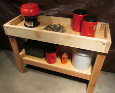 Reloading Brass Cleaning and Sorting Bench Plans - Easy to Build Plans Diy