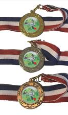 Gardening Flowers Award 40 mm Emperor Sports Medal (A) Optional Engraving
