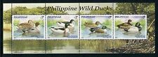 Philippines 3099,  MNH, 2007, Wild Ducks of the Philippines