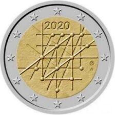2 Euro Gedenkmünze Finnland 2020 - 100 Jahre Universität Turku