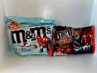 Rare M&M Orange Vanilla Cream And Coco Crisp