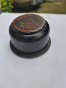 LAND ROVER SERIES  2, 2A, 3 ENGINE OIL FILLER CAP BREATHER FILTER 546440 AC Delc