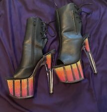 pleaser boots size 6