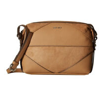 NEW Nine West It's a Tie Hand Bag Purse Dark Camel 60457118