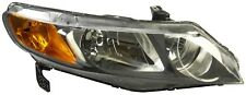 Right Headlight Assembly For 2006-2011 Honda Civic 2010 2009 2008 2007 Dorman
