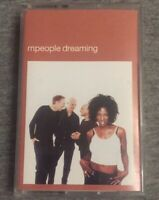 MPEOPLE - DREAMING - UK Cassette Tape -SINGLE - Heather Small