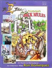 THE E TICKET #43 - magazine Walt Disney fanzine - Frontierland, Ron Dominguez