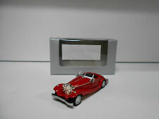 MERCEDES BENZ 540 K NOREV 3 INCHES 1/64 BOX DEALER