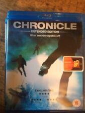 Michael B Jordan CRÓNICAS ~ 2012 Superhéroe Película RU Blu-ray
