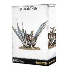 Warhammer Age of Sigmar Flesh-Eater Courts: Terrorgheist GW 91-08 Plastic NIB