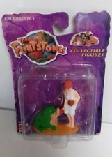 THE FLINTSTONES - Wilma Feeding The Pigasaurus Action Figure Mattel 1993 Sealed
