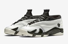 Nike Air Jordan 14 XIV low size 7Y 7 Phantom/Metallic Pewter-Storm. laney