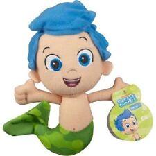 "Nickelodoen Bubble Guppies Gill Plush Soft Stuffed Doll Toy 7"""