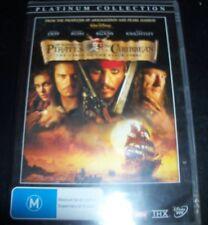 Pirates of The Caribbean Curse Of The Black Pearl (Australia Region 4) DVD – New