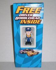 "Jeff Burton - NASCAR Driver Mini 3"" Bobblehead - Kraft Velveeta Promo Item"