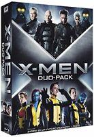 X-Men L'Inizio + X-Men Giorni di un Futuro Passato Blu Ray Nuovo Duo Pack
