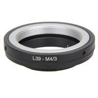 L39 M39 Objektiv Micro M 4/3 M43 Adapterring für Leica-L39-M4/3 E-PM1 EM5 G3 GF