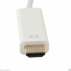 3m Mini DisplayPort/Thunderbolt to HDMI Cable Mac to TV Video+Audio
