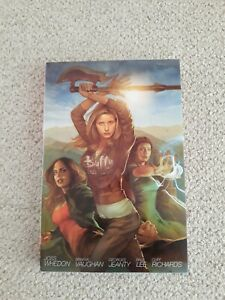 Buffy the Vampire Slayer Season 8 Library Edition Volume One Comics