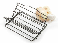 Norpro Nonstick Coated Adjustable Roast Poultry Turkey Meat Roasting Rack