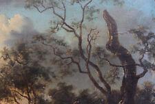 Paysage École HOLLANDAISE ,italienne ? huile sur panneau XVII /XVIII