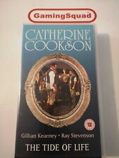 The Tide of Life Catherine Cookson VHS Video Retro, Supplied by Gaming Squad