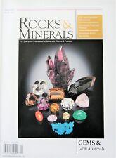 Rocks & Minerals Magazine full year 2010