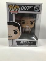 "POP! MOVIES #523 JAMES BOND SPY WHO LOVED ME ""JAWS"" VINYL FIGURE (FUNKO)"