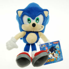 "Sonic the Hedgehog Plush Stuffed 7"" Figure Doll Collectors Kids Boys Toy"