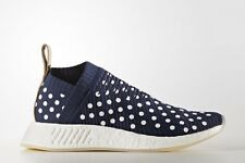Adidas NMD CS2 City Sock Primeknit Polka Dot Boost Uk 9.5 Eu 44 Deadstock CS1