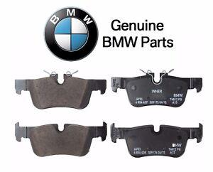 For BMW F48 X1 Mini Cooper F54 Clubmen Rear Disc Brake Pad Set Genuine