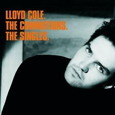 LLOYD COLE AND & THE COMMOTIONS SINGLES CD GREATEST HITS / THE VERY BEST OF NEW