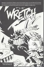 The Wretch  Ashcan Preview  Amaze Ink / Slave Labor