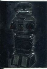 Lost In Space The Classic Series Robometallic Chase Card R1