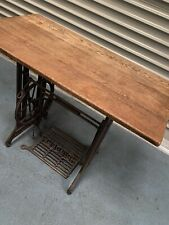 More details for singer sewing machine table