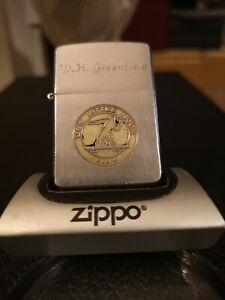 Zippo Lighter. 1961 Uss Little Rock.💥💥READ DESCRIPTION, SO MUCH PROVENANCE💥💥