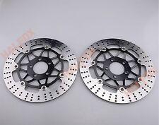 Front Brake Disc Rotor for KAWASAKI ZR550 ZZR600 ZR7 Z750 Z1000 ZX 6R/9R/12R
