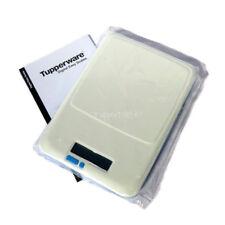 Tupperware NEW Slimline Digital Easy Scales in Box Metric or Imperial