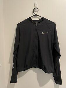 Nike Womens Dri Fit Running Jacket - L
