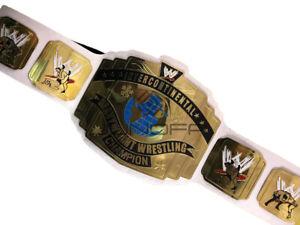 WWE Intercontinental Heavyweight Wrestling Championship Replica Belt White