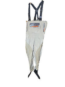 Frogg Toggs Breathable Stocking Foot Sierran Chest Wader Men's Size M
