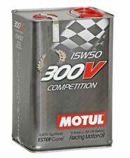 Motul 300V Compétition 15W50 ESTER Core (5 litres)