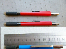 OHTO BALLPOINT PEN & MECHANICAL PENCIL DOUBLE KNOCK - OP & OB-500 Blue & Red Set