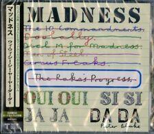 MADNESS-OUI OUI SI SI JA JA DA DA-JAPAN CD E25