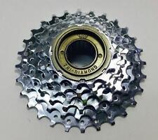 Multi speed 6 Speed Freewheel screw on 14-28 shimano sram chain compatible MTB