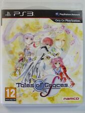 !!! PLAYSTATION PS3 SPIEL Tales of Graces D/UK, gebraucht aber GUT !!!