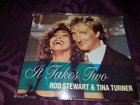 Rod Stewart & Tina Turner / It takes Two - Maxi CD