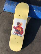 f cking awesome skateboard deck Freddy Supreme Freddy Vs Jason Barbie Rare