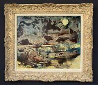 LILY MASSON (1920-2019) Fille du peintre André MASSON // Oeuvre Surréaliste (7)